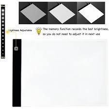 Twuky <b>Diamond Painting A4 LED</b> Light Pad Board Tablet Ultrathin ...