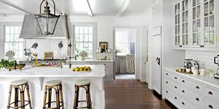 photos of white kitchens