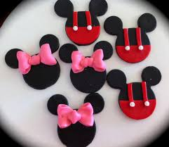 Baby Mickey Mouse Edible Cake Decorations Mickey Cupcake Toppers Wilton 2113 7071 Mickey Mouse Clubhouse
