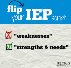 iep quicktips reframing weaknesses as strengths and needs iep quicktips reframing weaknesses as strengths and needs