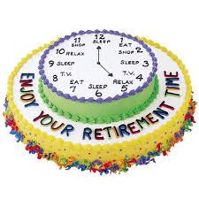 Retirement Cake Retirement Cake Ideas Wilton