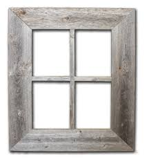 Old Window Frames Amazoncom Old Rustic Window Barnwood Frames Not For Pictures