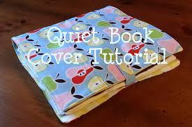 tutorial quiet book cover