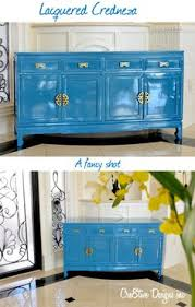lacquer furniture paint lacquer furniture paint. -sherwin Williams Loc Blue 6502 Lacquered Credenza-not This Color. But Paint  The Old Credenzas To Give Them New Life And Splash Of Color Great Room! Lacquer Furniture