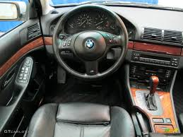 2003 BMW 5 Series 525i Sedan Black Dashboard Photo #73385957 ...