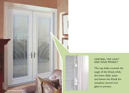 adorable french doors patio blinds with patio doors with blinds between the glass