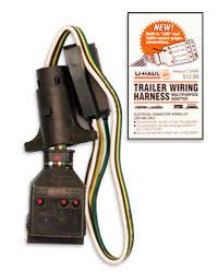 u haul trailer wiring adapter installing a wiring harness for a trailer at Installing A Wiring Harness For A Trailer
