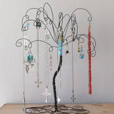 Jewelry Holder Earring Organizer Jewelry Wire Jewelry Tree Stand Earring,  Rings,Bracelets, Organizer