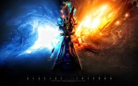 1920x1200 mage skulls dragons world of warcraft wow frost fire magic undead pvp desktop 1920x1200 wallpaper 449095 jpg