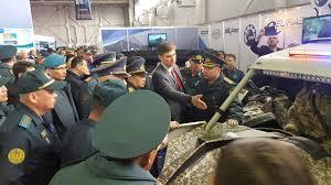 of state nursultan nazarbayev and defense minister saken zhzakov who highly appreciated the level of preparation of the pany eurasia motors