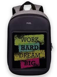 <b>Рюкзак</b> с led-экраном <b>Pixel One Pixel Bag</b> 10407463 в интернет ...