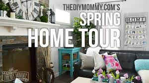 2016 spring home tour nature inspired vintage farmhouse decor