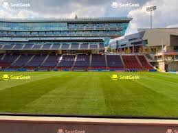 Nippert Stadium Seating Chart With Rows Your Ticket To Sports Concerts More Seatgeek