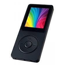 Цифровой аудио <b>плеер Perfeo Music Neo</b>, 4GB, черный