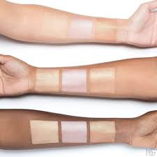 and i appreciate that the makeup geek highlighter launch includes shades that will flatter deeper skin tones