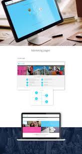 Tech Startup Web Design Marketing Website For Tech Startup On Behance
