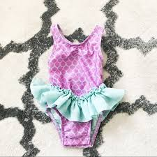 Cat & Jack - Target Swim | Baby Girl Bathing Suits Size 69 Months ...