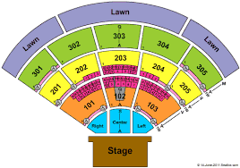 76 Rigorous Toyota Amphitheatre Wheatland Seating Chart