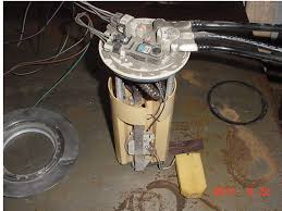 in tank fuel pump conversion using a gm efi system