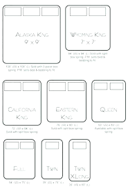Queen King Bed Vs Cal King Bed What Is The Difference Between King And King Difference Between The Lucky Design King Bed Vs Cal King Bed Lunnforkansascom