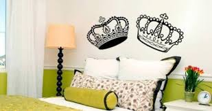 a crown affair wall decal 22x28 set of