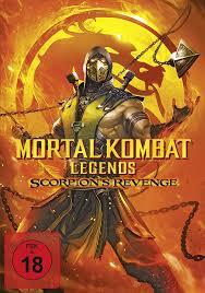 Mortal Kombat Legends: Scorpion's Revenge - Film 2020 - FILMSTARTS.de