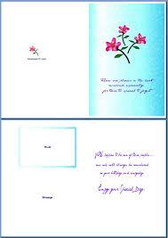Birthday Cards Templates Word Microsoft Word Greeting Card Template Salonbeautyform Com