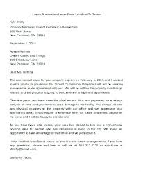 Sample Letter To Landlord To Terminate Lease Early Rental Termination Letter Termination Letter Sample Employment