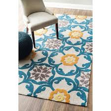 red and blue area rug gold within yellow rugs decor 6 plan 18