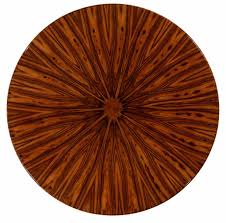 round dining table with santos rosewood table 76