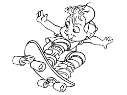Small Picture Chipmunk Coloring Pages GetColoringPagescom