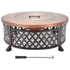 graceful wood fire pit table 5 copper home decorators collection pits 9439300220 64 1000 bookcase elegant wood fire pit table