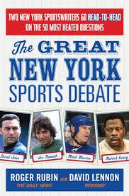 baseball essays writings shelf the great new york sports debate two new york sportswriters go head to