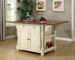 Drop Leaf Kitchen Island Table Coaster Fine Furniture 102271 Kitchen Island With Drop Leaves