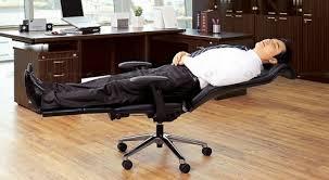cozy reclining desk chair