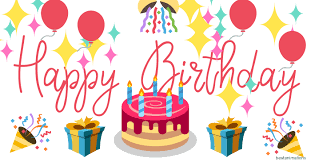 happy birthday images animated happy birthday emoji gif cards to share with friends