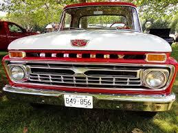 1966 Mercury Custom Cab M-100 Pickup Truck | Classic Trucks | Custom ...