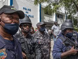 Haitian President Jovenel ...