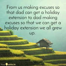 From Us Making Excuses So Quotes Writings By Priya Kar