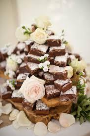 top 10 brownie wedding cakes wedded
