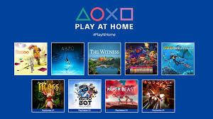 Descarga la última versión de los mejores programas, software, juegos y aplicaciones en. Actualizacion De Play At Home 2021 10 Juegos Gratuitos Que Puedes Descargar Esta Temporada Playstation Blog Latam