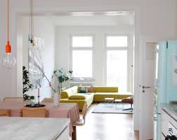 Durchblick Küche Esszimmer Wohnzimmer Smeg Altb