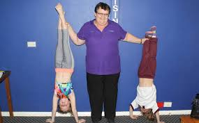 Kerry Hunt has been teaching gymnastics 32 years and counting   Moree  Champion   Moree, NSW