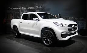 2018 mercedes benz pickup truck. fine benz mercedesbenz took the wraps off two midsize pickuptruck concepts that  preview forthcoming nissan navarau2013based xclass which is officially dubbed  throughout 2018 mercedes benz pickup truck