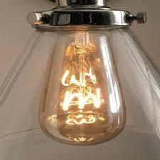best led edison style light bulbs