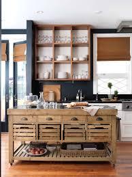 Kitchen Island Open Shelves Open Kitchen Island Home Decoration Ideas