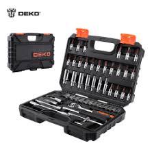 Отзывы о <b>Набор</b> инструментов для авто <b>DEKO</b> Auto 53