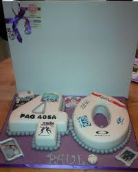 40th Birthday Cake For A Man Cake By Little Cs Celebration Cakes