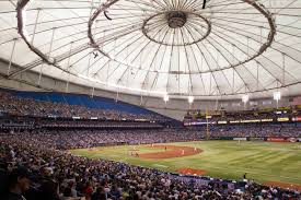Tropicana Field Seating Chart With Rows Tropicana Field Guide Where To Park Eat And Get Cheap