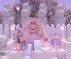 aesthetic roblox gfx girl